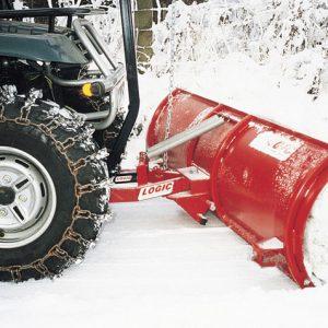 Sneeuwschuiver quad