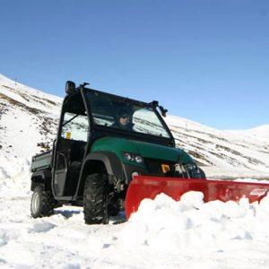 UTV-Sneeuwschuif