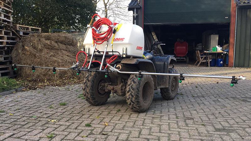 Sproeier quads