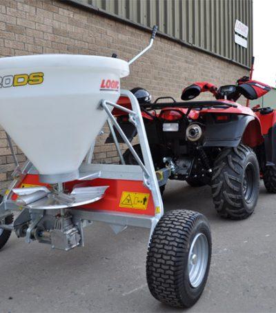 LDS120DS strooier quad