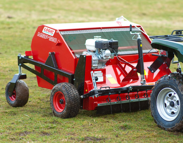 paddock cleaner veegmachine Logic MSP120W