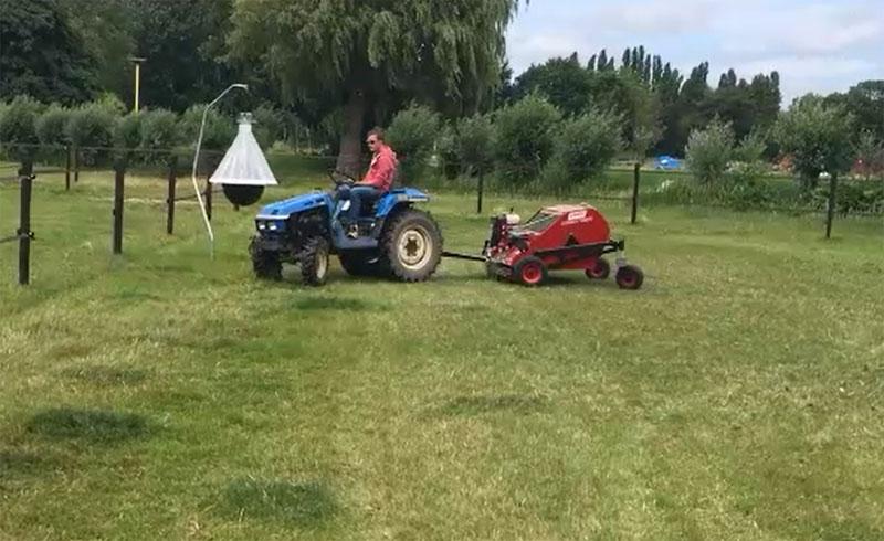 paddock cleaner Leiden
